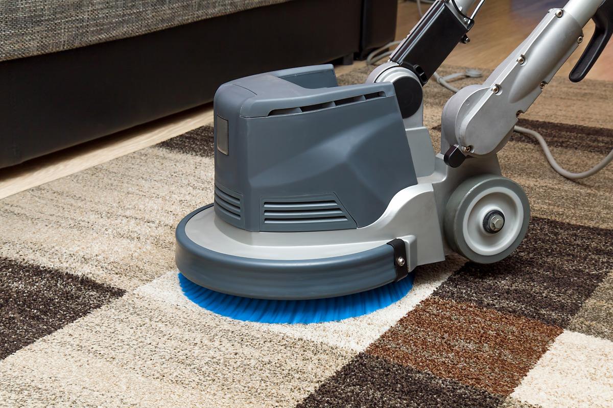 Nettoyage des sols : tapis et moquettes