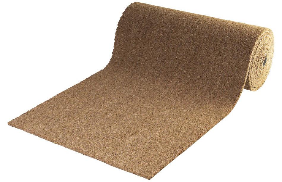 Rouleau de tapis coco